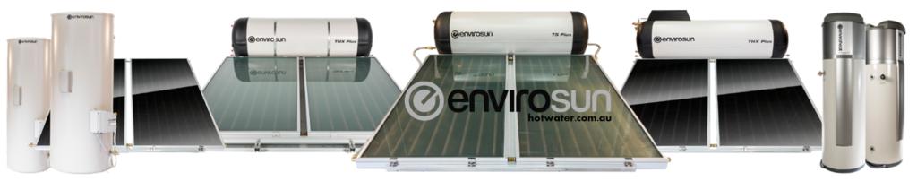 Toowoomba solar water heaters, Envirosun replace Solahart and rheem